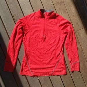 Ibex Wool Quarter Zip / baselayer / running top